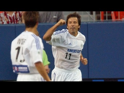 Preki: Some of his best MLS goals and highlights
