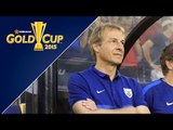 Gold Cup: Jurgen Klinsmann on Haiti, Roster changes after Group Stage