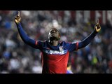 GOAL: David Accam dances around Luis Robles to double the Fire lead