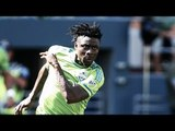 GOAL: Obafemi Martins finishes off a Dempsey pass | Seattle Sounders vs Toronto FC