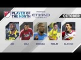 Top MLS players of October | Etihad Airways Player of the Month Nominees