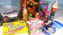 New CANDY BONANZA! Shoe Laces! Warhead Sour Drops & Beans! Chocolate Crayons! Soda GUM! FUN