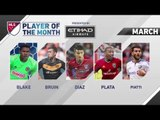 Vote now for the Etihad Airways Player of the Month for March