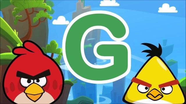 Angry Birds Алфавит песни Angry Birds ABC Song Angry Birds Song Phonics Angry Birds Theme Song