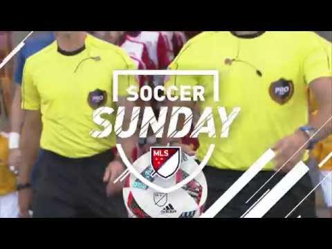 NYRB vs Portland & KC vs NYCFC | MLS Soccer Sunday
