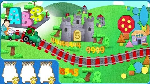 Blues Gold Clues Challenge - Blues Clues Games - Nick Jr