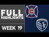 HIGHLIGHTS: Sporting Kansas City vs. Chicago Fire | July 13, 2016