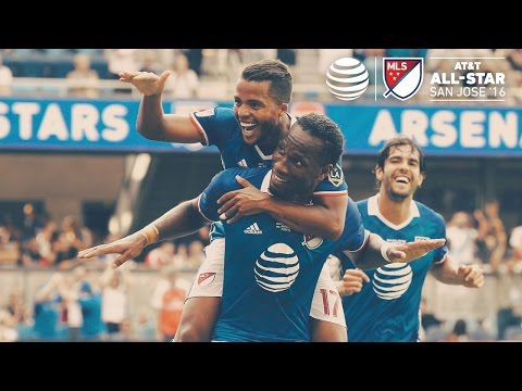 The Battle against North London: Re-Live the 2016 AT&T MLS All-Star Game
