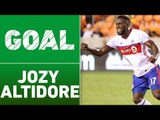 GOAL | Jozy Altidore scores after beating Birnbaum and rounding Hamid