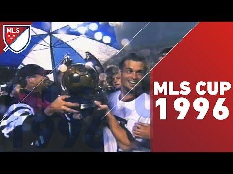 MLS Cup 1996 Highlights | LA Galaxy vs. D.C. United