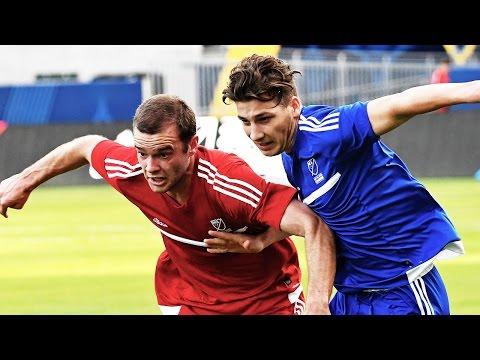 HIGHLIGHTS: Team Copa vs. Team Tango | MLS Combine 2017