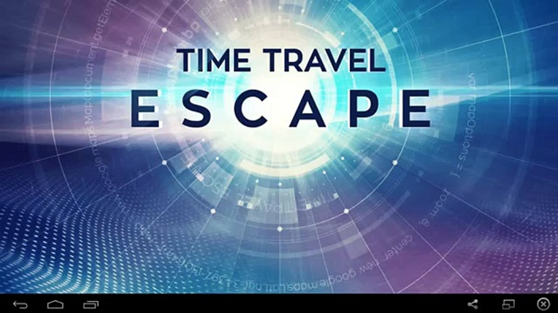 Time Travel Escape - for Android GamePlay