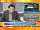 News to Go interviews - PAGASA supervisor officer Graciano Yumul