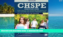 BEST PDF  CHSPE Exam Study Guide: CHSPE Practice Test Questions and Review for the California High
