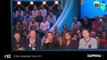 TPMP : Cyril Hanouna tacle NT1 qui souhaite recruter Matthieu Delormeau (vidéo)