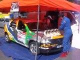 Dacia Logan (Rallye du Mont Blanc 2007)