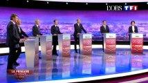 Primaire à gauche : les candidats sévères avec le bilan d'Hollande