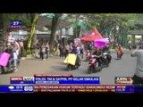 Polisi, TNI, Satpol PP Gelar Simulasi Pemilu di Bogor