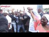 Campagne électorale/ Mobilisation de la commune de Port Bouet dèrrière le candidat du RHDP