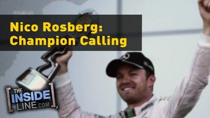 NICO ROSBERG: CHAMPION CALLING