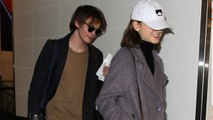 'Stranger Things' Co-Stars Charlie Heaton and Natalia Dyer Spark Romance Rumors