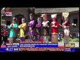 Pakaian Tradisional Minang Ditampilkan di Etape 3 TdS