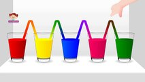 Learn Colors with Colors Mixing Stacking, Color Songs, Teach Colours, Preschool Colors Nursery Rhyme