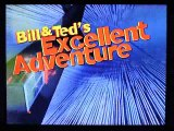 Opening And Closing To Bill And Ted's Excellent Adventures 2001 DVD
