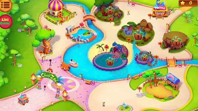 Animals Fun Game to Play for Children Toddlers & Babys - Crazy Zoo Kids Games