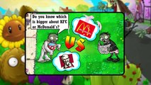 Plants VS Zombies 2 : Zombies` Fastfood (Animation)