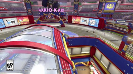 Mario Kart 8 Deluxe : Nintendo Switch Presentation