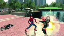 Spiderman games || The Amazing Spider-Man E3 Video game |Official Trailer
