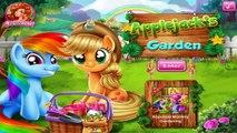 My Little Pony Veggie Garden | My Little Pony Games | My Little Pony Cartoons For Children