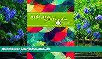 READ book Pocket Posh Word Clue Sudoku: 100+ Puzzles The Puzzle Society Pre Order