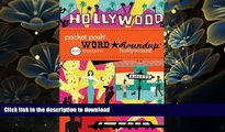 READ book Pocket Posh Word Roundup Hollywood: 100 Puzzles The Puzzle Society For Kindle