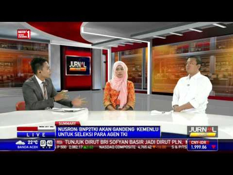 Dialog: Layanan Online Solusi Jitu TKI? # 3