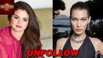 Bella Hadid Unfollows Selena Gomez On Instagram | Hollywood Asia