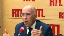 Éric Ciotti, invité de RTL, vendredi 13 janvier 2017