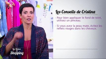 Les conseils beauté de Cristina Cordula