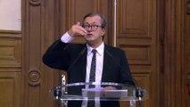 Discours d'Olivier Faron, Administrateur général du Conservatoire national des arts et métiers, au Grand Forum 2016