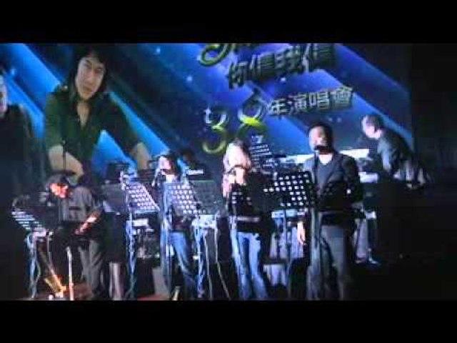 [羅賓] 開場 Intro -- 羅賓Robin 38你儂我儂演唱會 2015 (Offcial Concert Video)