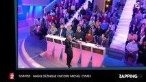 TLMVPSP : Nagui dévoile un dossier gênant sur Michel Cymes (vidéo)