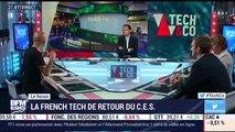 La French Tech de retour du CES - 12/01