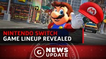 Nintendo Switch Games Lineup Revealed - GS News Update