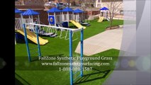 Playground Surfacing FallZone Synthetic Grass Playground Safety Surfaces