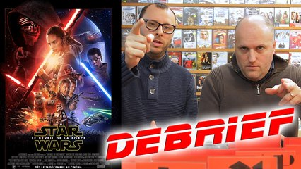 Star wars Le Réveil de la Force - Critique