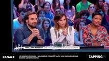 LGJ : Mazarine Pingeot tacle une nouvelle fois Karine Le marchand (vidéo)