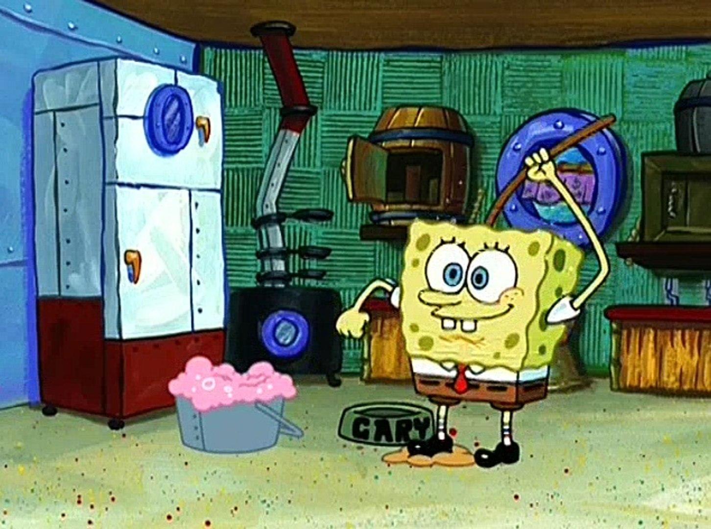 SpongeBob SquarePants - S02E35 - Procrastination