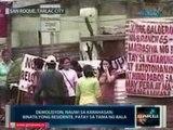 Saksi: Demolisyon sa Brgy. San Roque, Tarlac City, nauwi sa karahasan; binatilyong residente, patay