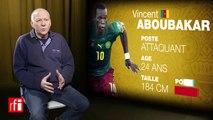 Vincent Aboubakar, pilier des Lions indomptables #CAN2017